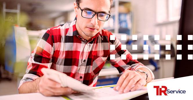 Como o outsourcing aumenta o ROI dos projetos de impressão térmica?