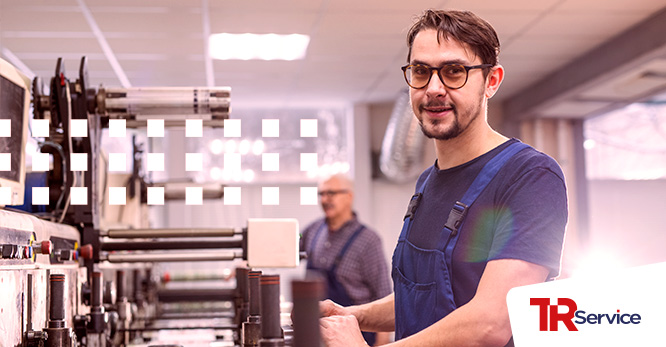 Como deve ser realizada a implementação do outsourcing impressão térmica a fim de minimizar riscos?