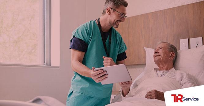 controle de paciente nos hospitais