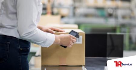 implantacao da etique rfid em embalagens para entrega