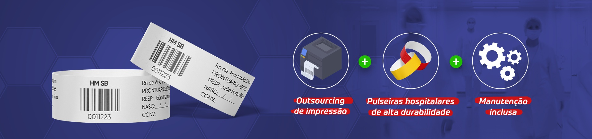 TRSERV - Pulseiras Hospitalares - banner interno